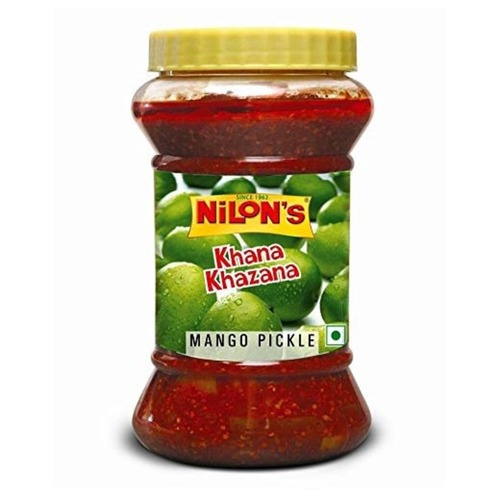 Nillons Khana Khazana Mango Pickle ( Buy 1 Get 1 Free ) 500g