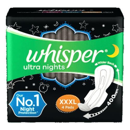 Whisper Ultra Night XXXL - 4pad