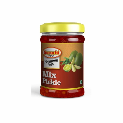 Suruchi Mix Pickle - 500g