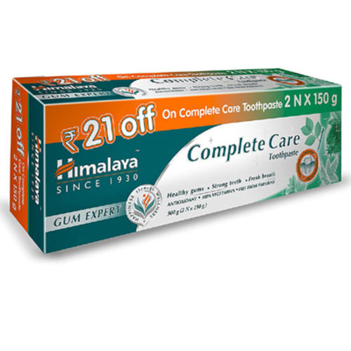 Himalaya Complete Care Toothpaste - 150g (Pack Of 2)