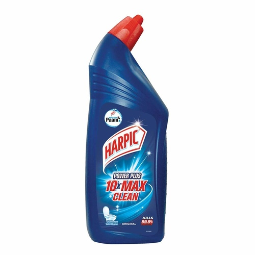 Harpic Power Plus 10x Stain Removal Toilet Cleaner - 500ml