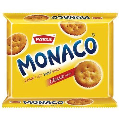 Parle  Monaco Crispy Light Salty Snack Biscuits - 200g