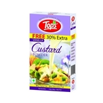 Tops Custard Powder (Vanilla Flavour) - 100g