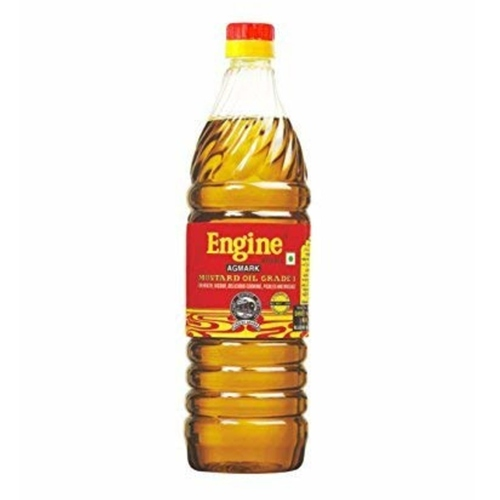 Metro Engine Brand Sarso Musturd Oil - 500ml