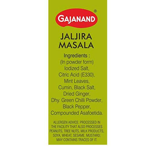 Gajanand Jaljira Masala - 100g