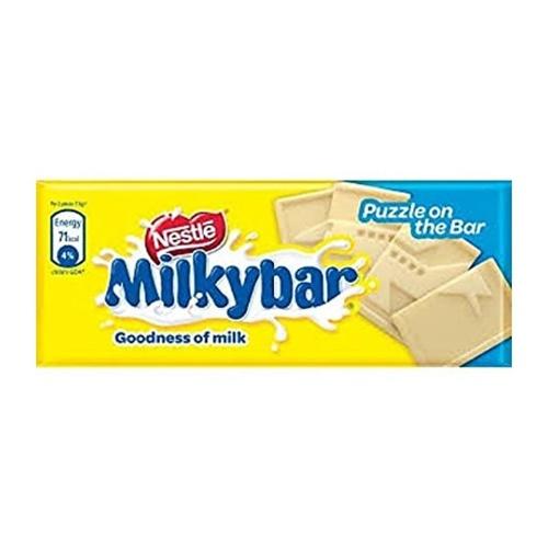 Nestle Milky Bar Chocolate - 25g