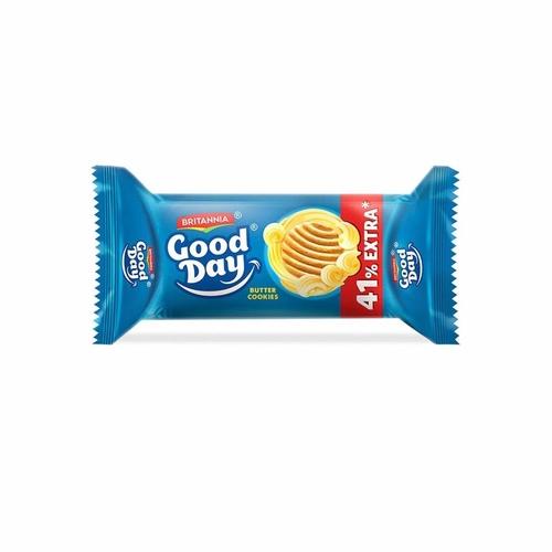 Britannia Good Day Butter Cookie Biscuits - 75g