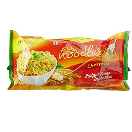 Patanjali Atta Noodles Chatpata - 4 Pack (240g)