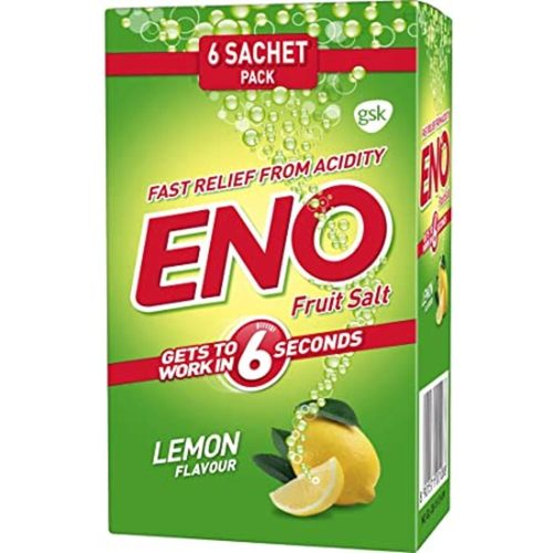 Eno Fruit Salt Pouch - Pack Of 65g
