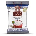 India Gate Basmati Rice Super 6kg With 25 Extra