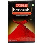 Everest Kashmirilal Brilliant Red Chilli Powder - 100g