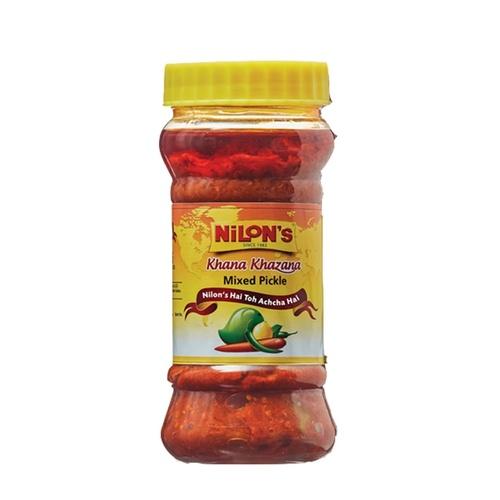 Nilons Khana Khazana Mixed Pickle ( Buy 1 Get 1 Free ) 500g