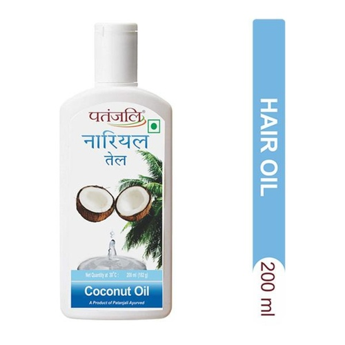 Patanjali Coconut Oil - 200ml
