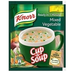 Knoor Cup Soup Mixed Vegetable - 45g
