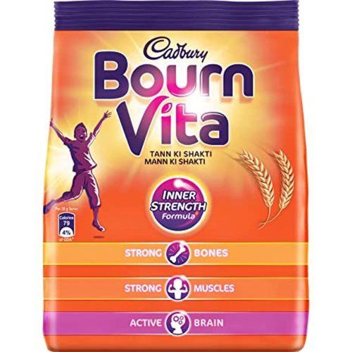 Bournvita Chocolate Health Drink Pouch - 500g