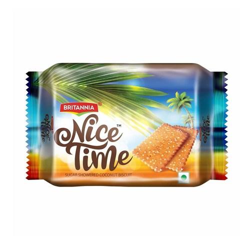 Britannia Nice Time Biscuits - 73g