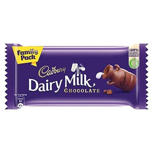 Cadbury Dairy Milk Chocolate - Family Pack