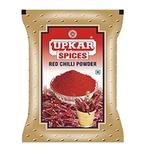 Red Chilli Mirchi Powder Upkar - 500g