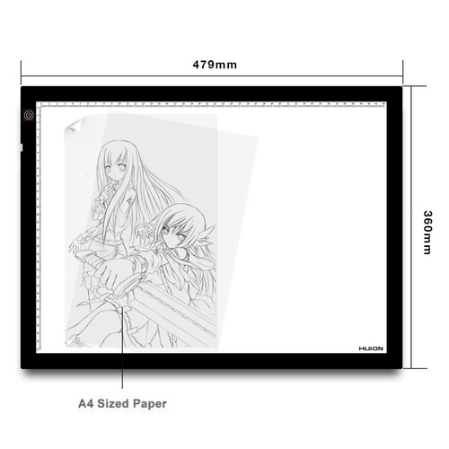 Huion A3 LED light pad
