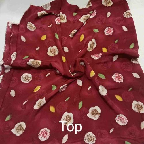 French Silk Dress Material SLK-102