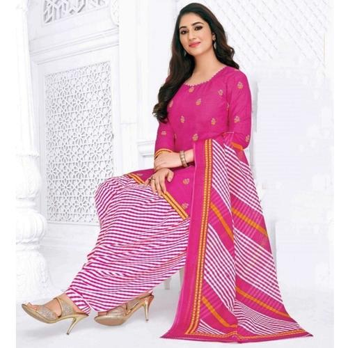 Pranjul Cotton Printed Dress Material PRJ-109