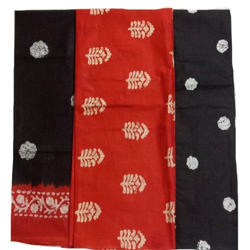 Batik Printed Cotton Dress Material BT-102