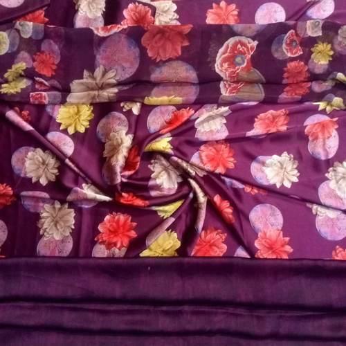 Buy Sartin Silk Dress Material Online