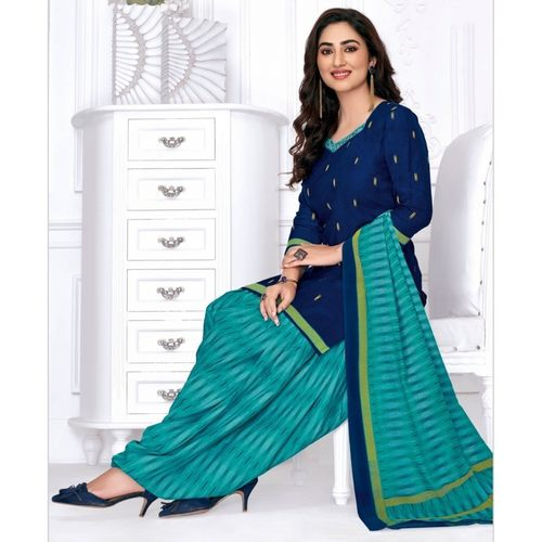 Pranjul Cotton Printed Dress Material PRJ-105