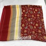 French Silk Dress Material SLK-106