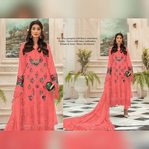 Pakistani Festive Hit Designer and Party Wear Salwar Suits