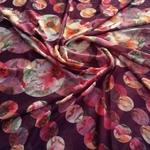 Buy Silk Dress Material Online Purple