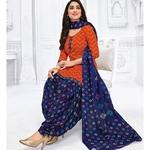 Shree Ganesh Cotton Printed Dress Material SHR-104