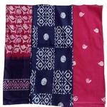 Batik Printed Cotton Dress Material BT-106