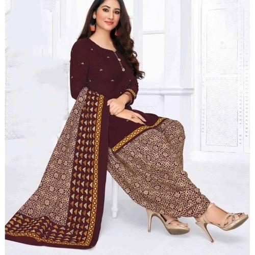 Pranjul Cotton Printed Dress Material PRJ-107