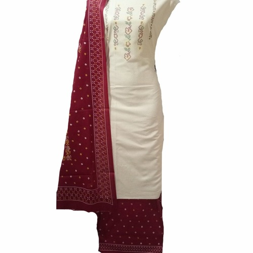 Pranjul Cotton Printed Dress Material PRJ-101