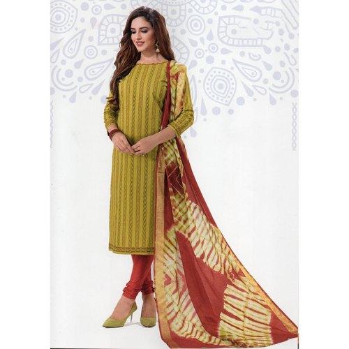 Premium Quality Cotton Dress Material Online