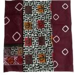 Batik Printed Cotton Dress Material BT-107