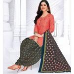 Pranjul Cotton Printed Dress Material PRJ-102