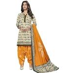 Batik Printed Cotton Dress Material BT-103