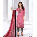 Pranjul Cotton Printed Dress Material SHR-102