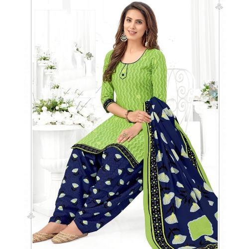 Pranjul Cotton Printed Dress Material PRJ-104