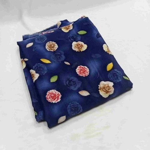 French Silk Dress Material SLK-108