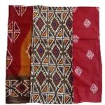 Batik Printed Cotton Dress Material BT-105
