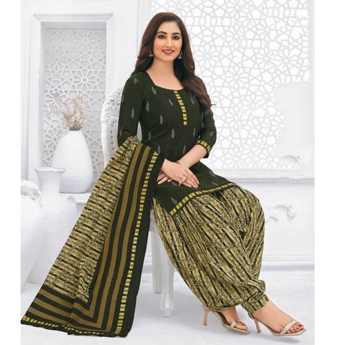 Shree Ganesh Cotton Printed Salwar suits SHR-103