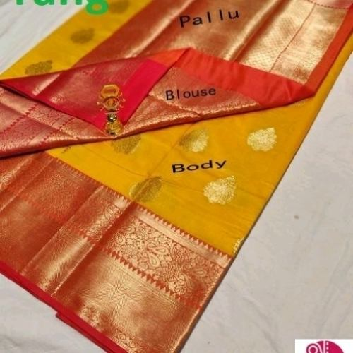 Banarasi Silk Women's Sarees
