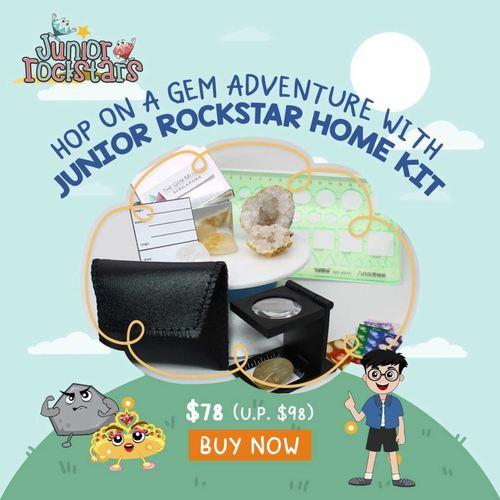 Junior Rockstar Gem Adventure Kit
