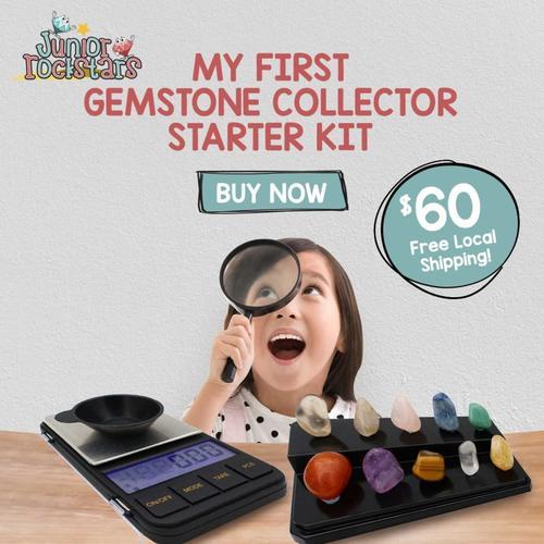 Gemstone Collector Kit Starter Kit