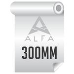 ALFA DTF PET 60x100 Mtr Hot & Cold Peel 80 Micron Heat Transfer Film