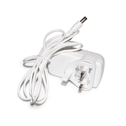 Silkn FaceTite, Jewel, Lipo 18W adapter UK plug for Singapore, Malaysia