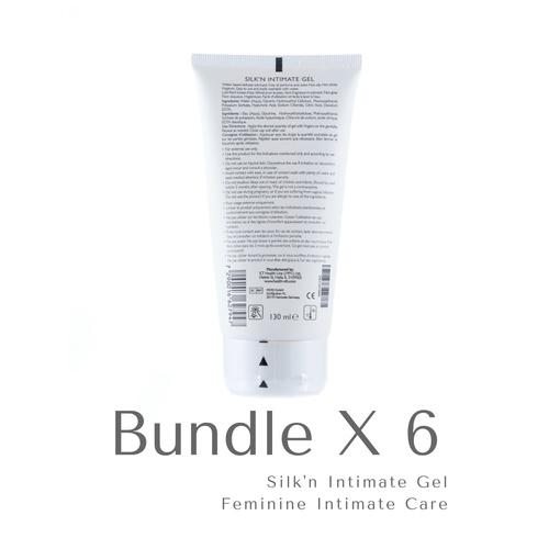 Silk'n Intimate Gel Bundle x 6